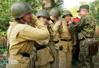 Следователи СБУ направили в суд обвинительное заключение в отношении мужчины, который «воспитывал» будущих боевиков для так называемой «ДНР»