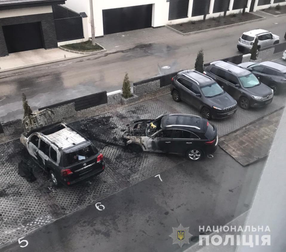 В Харькове задержана группировка, которое запугивало и уничтожало имущество людей