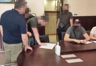 Сотрудники СБУ задокументировали масштабное хищение бюджетных средств должностными лицами КК «Киевавтодор»