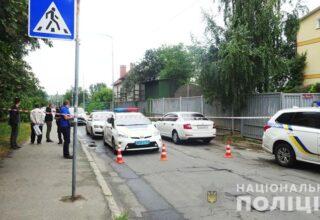 В Киеве задержали двоих мужчин, которые причастны к стрельбе в Дарницком районе города