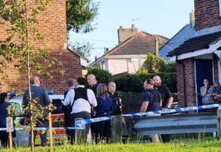 В результате стрельбы в Британии погибло шесть человек