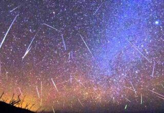 Завершился пик метеоритного потока Персеиды, который длился 3 ночи подряд