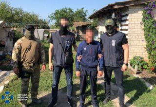 Контрразведка СБУ задержала двух бывших боевиков «Л / ДНР» в Одесской и Харьковской областях