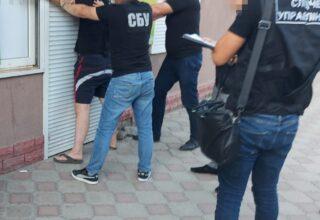 СБУ разоблачила чиновника, который требовал от военных в зоне ООС 50% отката за премии