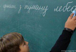 Секретарь СНБО Украины предложил перейти на латиницу