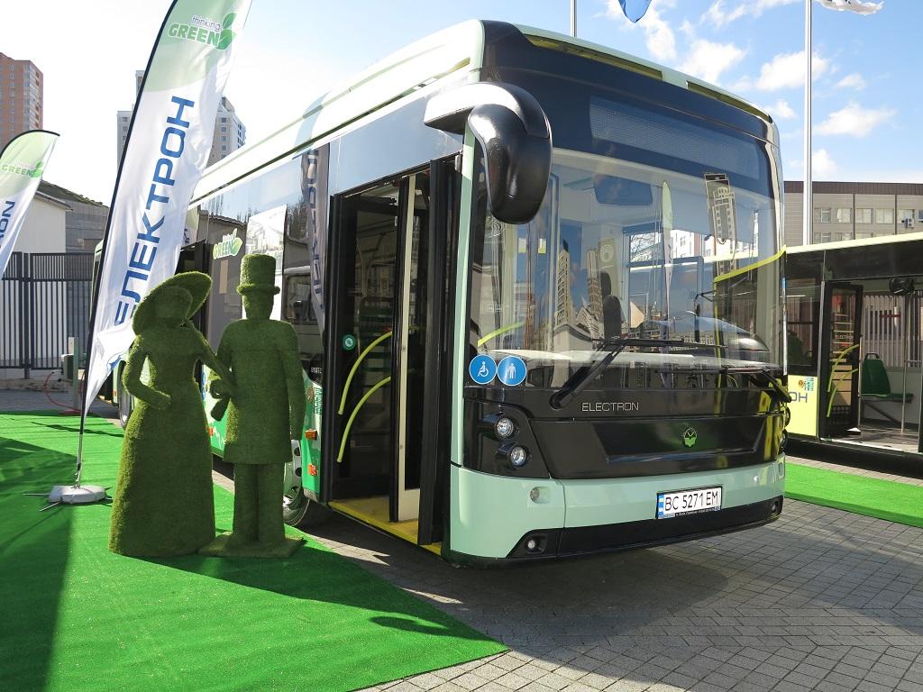 «Киевпастранс» хочет закупить электроавтобусы на 320 млн гривен
