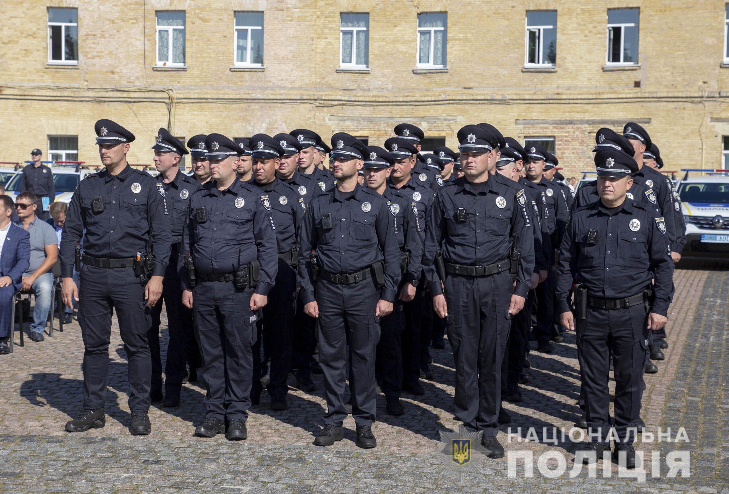 Полицейские офицеры общины приобщаются к проекту «Безопасное детство» — Игорь Клименко