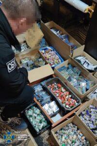 Сотрудники СБУ заблокировали деятельность преступной группировки, в состав которого входили жители Одесской и Киевской областей