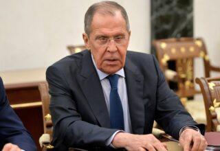 Лавров заявил о начале работы «Северного потока — 2» через несколько дней