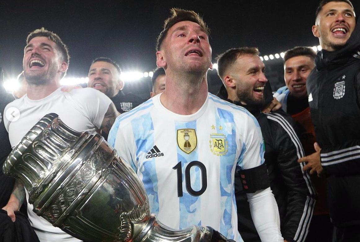 Месси побил рекорд Пеле по количеству голов за сборную