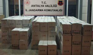 В Антальи из отеля изъяли 1498 литров поддельного алкоголя, которым травили туристов