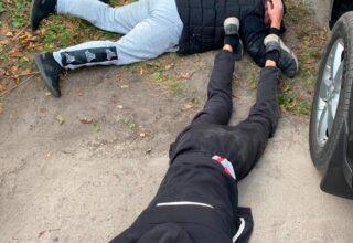 СБУ задержала лидеров ОПГ вымогателей: «выбивали» несуществующие долги